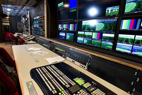 放送局向けシステム開発
